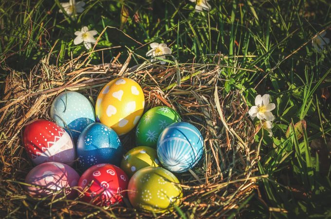 Here Comes Easter…