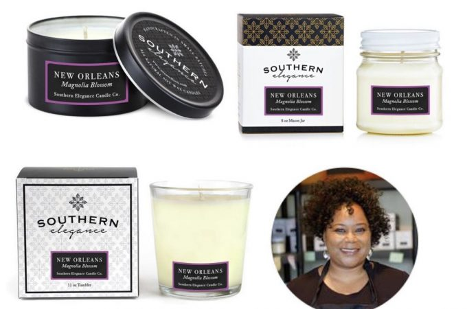 Candles with Southern Nostalgia