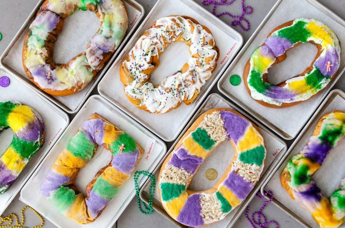 The King Cake is in the Mail!